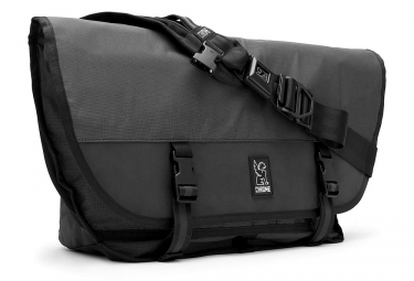 Sac bandouliere chrome the welterweight citizen gris noir