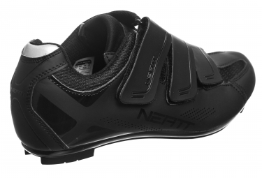 Neatt Asphalte Race Road Shoes Black
