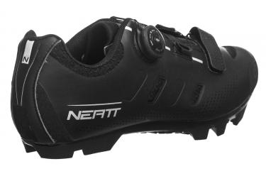 Neatt Basalte Elite MTB Schuhe Schwarz