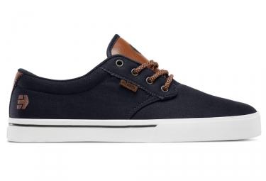 chaussures etnies jameson 2 evo bleu marron 45