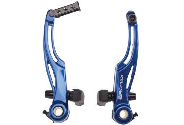etrier de frein v brake promax p1 108mm bleu