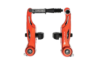 Calibro posteriore V-Brake Mini 85mm Promax P1 rosso