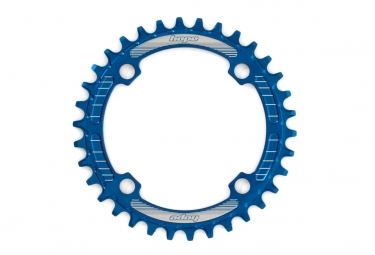 Hope Retainer Narrow Wide Chainring Blue