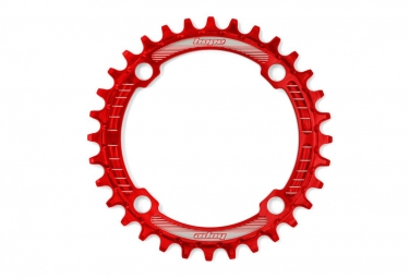 Hope Retainer Narrow Wide Chainring Red