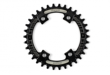 Hope Retainer Narrow Wide Chainring (96BCD) Black