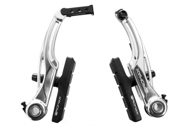 Calibro posteriore V-Brake Mini 85mm Promax P1 Silver