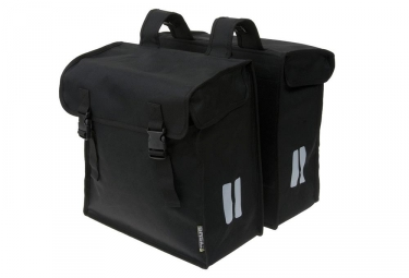 Basil Mara XXL Double Bike Bag Black