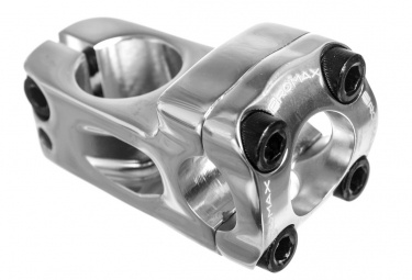 Promax Banger Pro 22.2mm Front Load Stem Silver