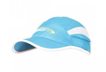 Casquette running mako bleu