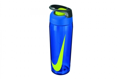 Gourde Nike Hypercharge Straw 700ml Bleu jaune
