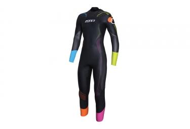 Zone3 Core Aspire Edición limitada Wetsuit Black Multicolor