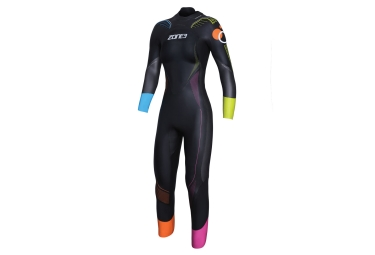 Zone3 Core Aspire Limited Edition Women's Wetsuit Black Multicolor