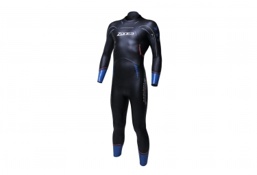 Zone3 Core Vision Wetsuit Black Blue