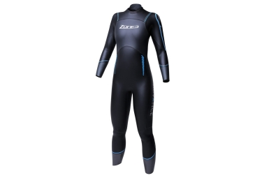Zone3 Core Advance Women's Wetsuit Black Blue