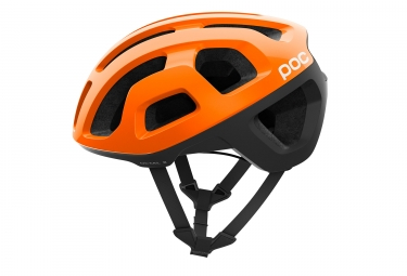 Casque poc octal x spin zink orange l