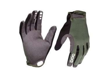 gants poc resistance enduro adj septane vert m