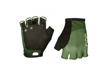 Gants courts poc essential road mesh septane vert s