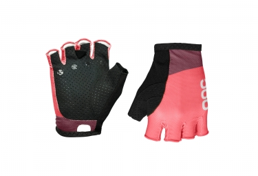 Gants courts poc essential road mesh flerovium rose l