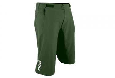 Short poc resistance enduro light septane vert m