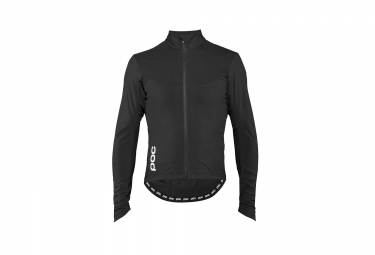 POC Essential Road Windproof Jersey Black