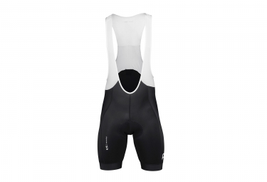 POC Essential Road Bib Shorts Uranium Black
