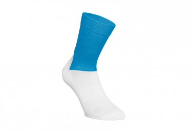 Poc Essential Road  Socks  - Blanc / Bleu