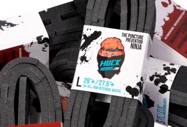Mousse Anti-Pincement Huck Norris Noir (unité)