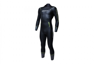 Zone3 Core Advance Wetsuit Black Green