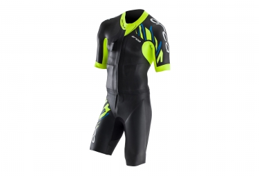 ORCA Swim Run RS1 Wetsuit Black Yellow