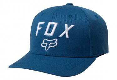 Casquette Fox Legacy Moth 110 Bleu