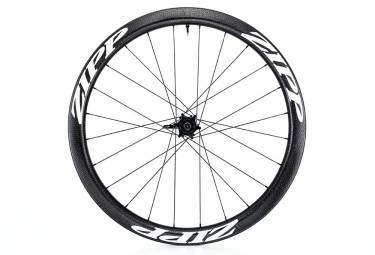 Roue arriere zipp 303 firecrest tubeless disc 9x135mm 12x142mm corps xdr stickers bl