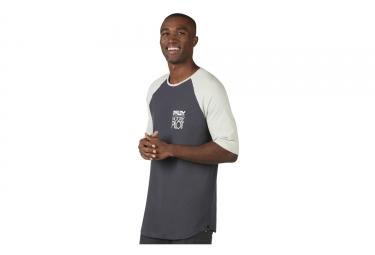 T shirt oakley palm gris m