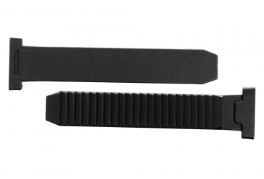 Paire de Straps de Rechange Neatt pour Serrages Micrométriques Noir