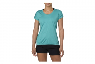 Asics Capsleeve Women's Short Sleeves Jersey Blue