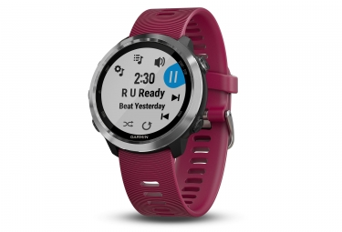 Garmin Forerunner 645 Music GPS Watch Cerise