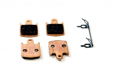 paire de plaquettes brake authority hope 4 pistons 2 pairs m4 2003 agressive