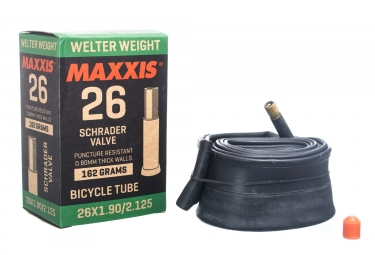 Chambre a air maxxis welter weight 26 schrader 1 90 2 12