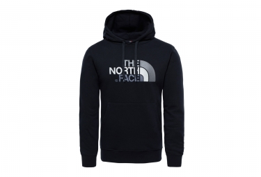 Felpa con cappuccio The North Face Drew Peak Nera