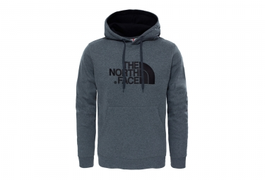Felpa con cappuccio The North Face Drew Peak Grigio