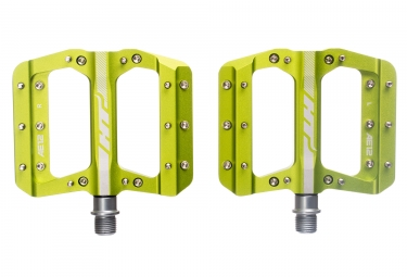 HT AE12 Kids Pedals Apple Green