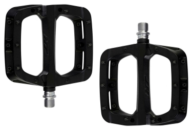 paire de pedales plates ht pa03a noir