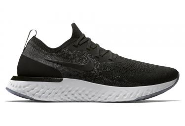Chaussures de running nike epic react flyknit noir homme 46