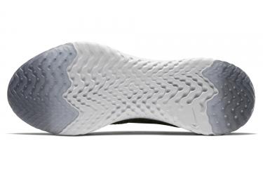 Chaussures de Running Nike Epic React Flyknit Noir