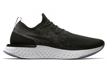 Nike Epic React Flyknit Black Women