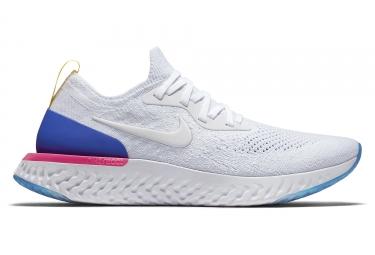 Nike Epic React Flyknit White Women