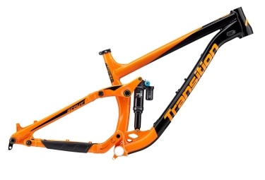 Transition Scout Alu 27.5 '' Cuadro MTB | Fox Racing Shox DPX2 | Naranja 2018