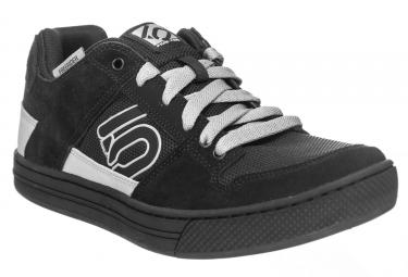 Paire de chaussures vtt fiveten freerider noir gris 44 1 2