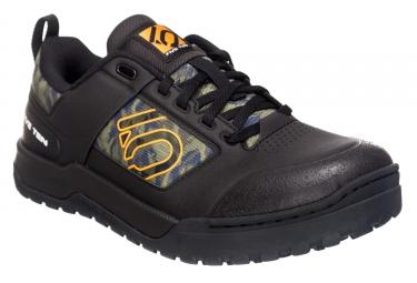 Paire de chaussures vtt five ten impact pro noir camo 45