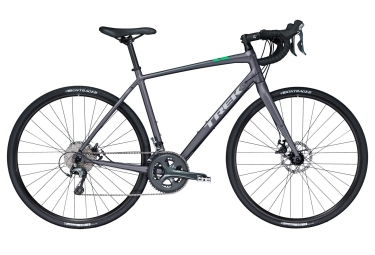 Gravel bike trek crossrip 2 2018 shimano tiagra 10v gris 56