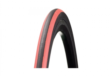 pneu route bontrager r2 700c hard case lite rouge 25 mm